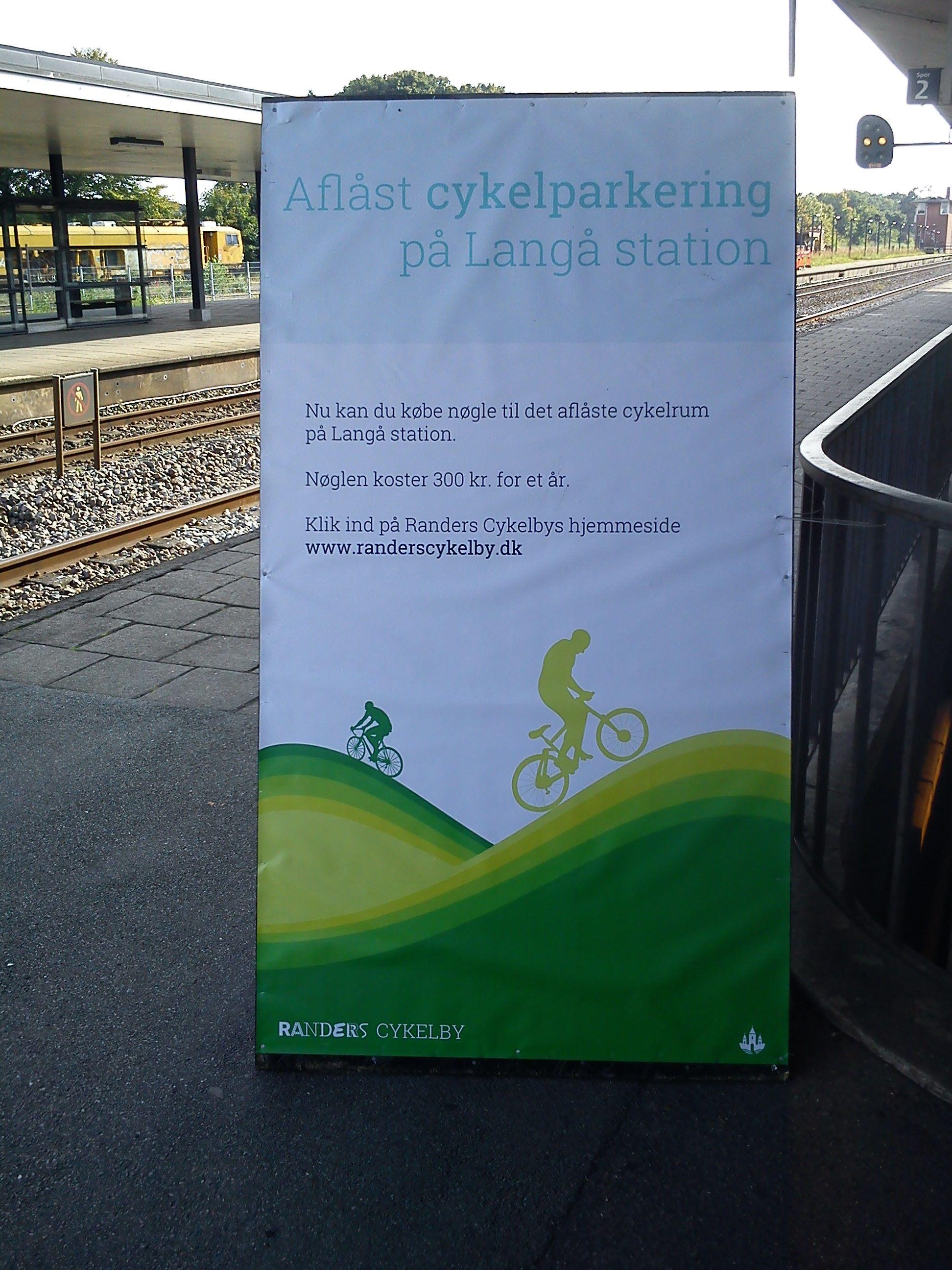 hellerup station cykelparkering